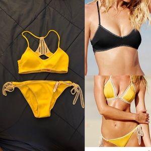 VS crochet surf bikini